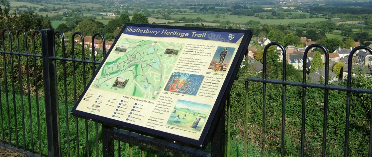 Shaftesbury Heritage Trail